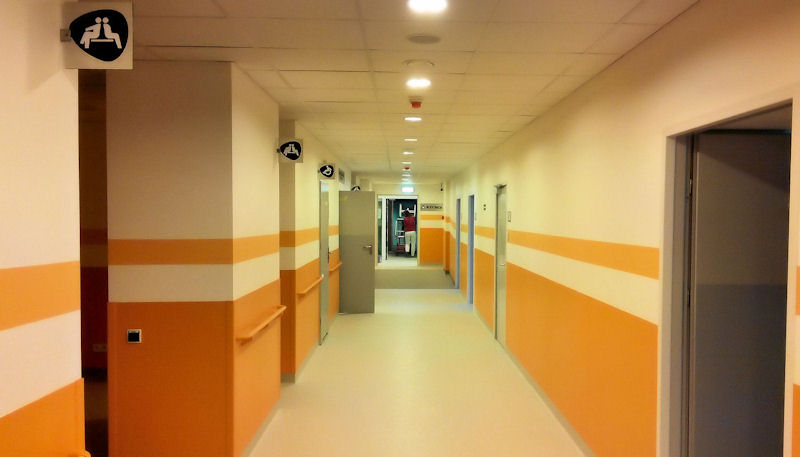 SOR w szpitalu im. M. Kopernika w Gdańsku znów zaczął funkcjonować