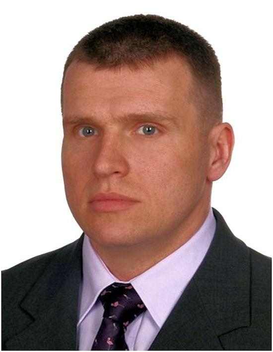 mjr dr inż. Jarosław Stelmach
