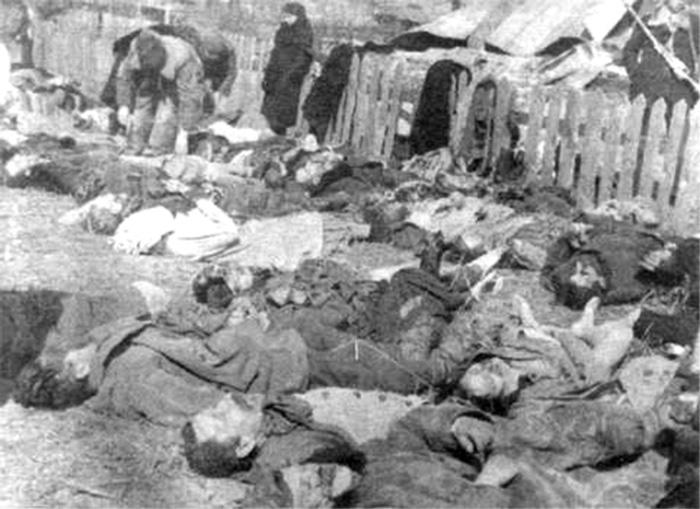 Polskie ofiary zbrodni UPA na Wołyniu (1943 r.)